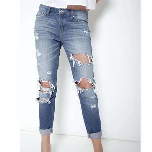 Offers!? KanCan relaxed denim boyfriend jeans